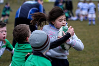 Omagh Mini Rugby Blitz - April 2013