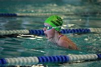 SWML v Marlins - Molly Johnston breaststroke