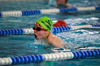 PTL v Portadown - Patrick Williams Breaststroke