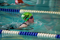 SWML v Marlins - Anna Cairns breaststroke